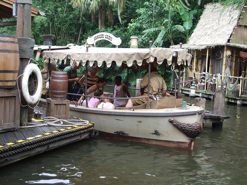 Jungle Cruise Travel Neverland Blog