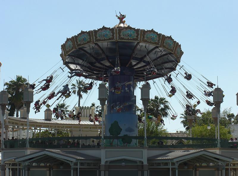 Silly Symphony Swings At Disneyland Travel Neverland Blog